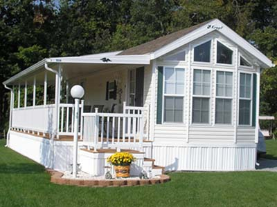 Addition Ideas For Mobile Homes